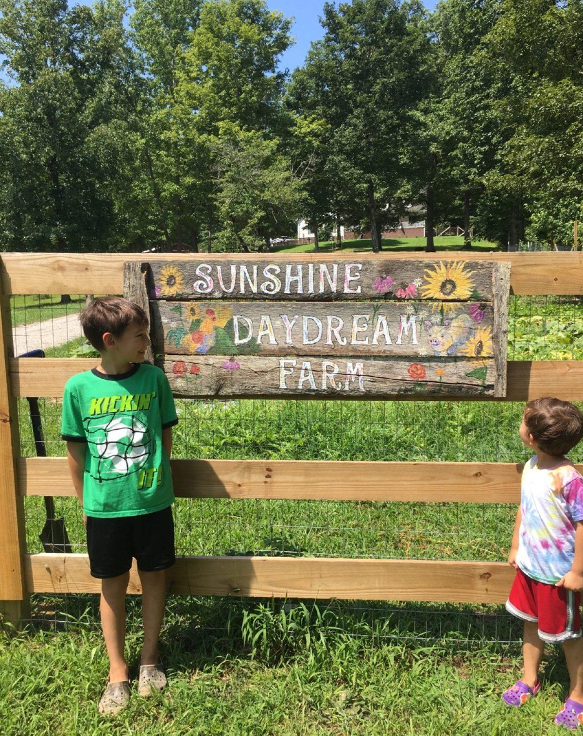 Sunshine Daydream Farm